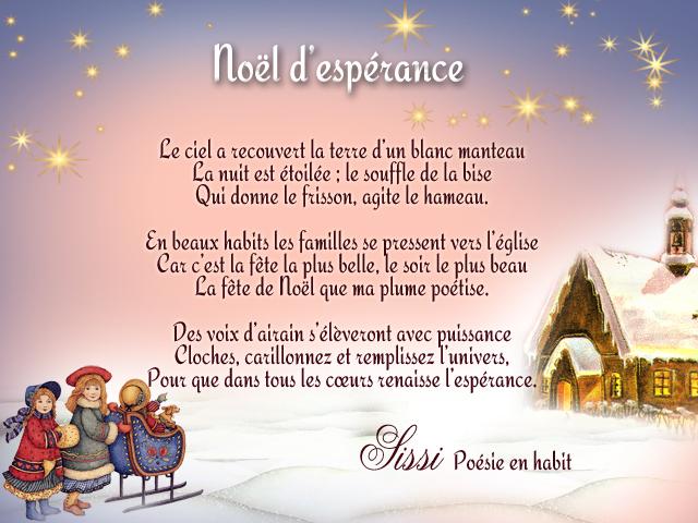 5 Poeme Pour Noel